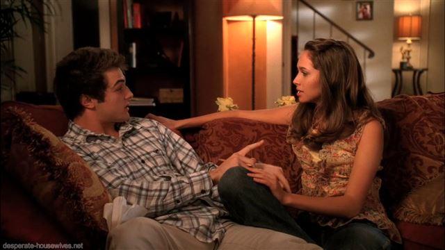 Отчаянные домохозяйки 6 сезон 14 серия — фото превью